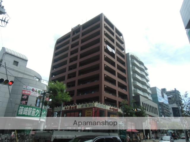 東京都江戸川区、瑞江駅徒歩26分の築18年 12階建の賃貸マンション