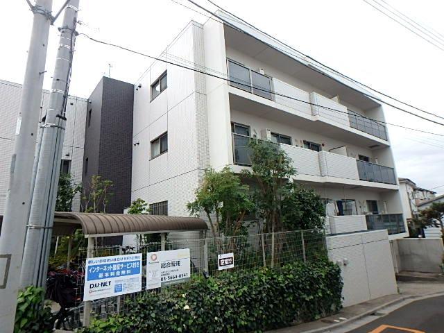東京都江戸川区、瑞江駅徒歩19分の築2年 3階建の賃貸マンション