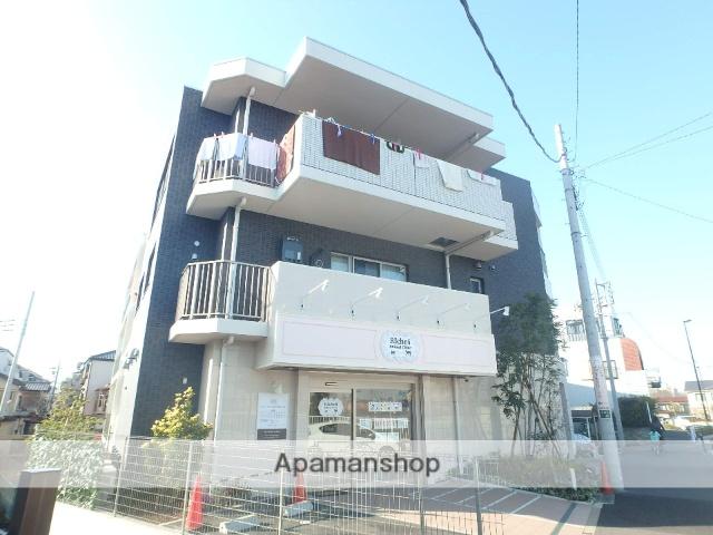 東京都江戸川区、瑞江駅徒歩19分の築3年 3階建の賃貸マンション