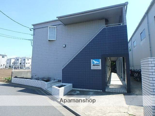 東京都江戸川区、瑞江駅徒歩28分の築26年 2階建の賃貸アパート