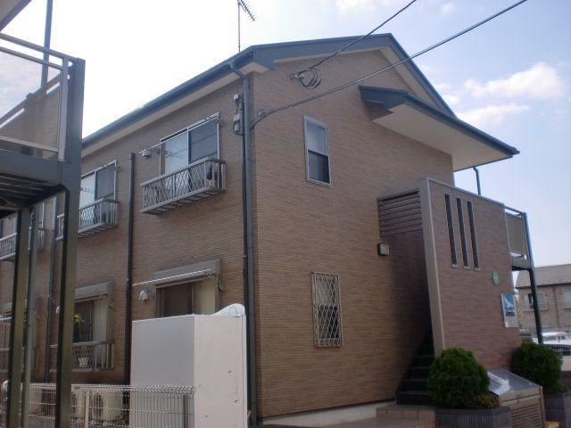 東京都江戸川区、一之江駅徒歩26分の築6年 2階建の賃貸アパート
