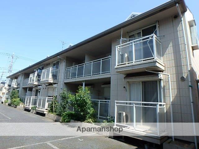 東京都江戸川区、瑞江駅徒歩16分の築24年 2階建の賃貸アパート