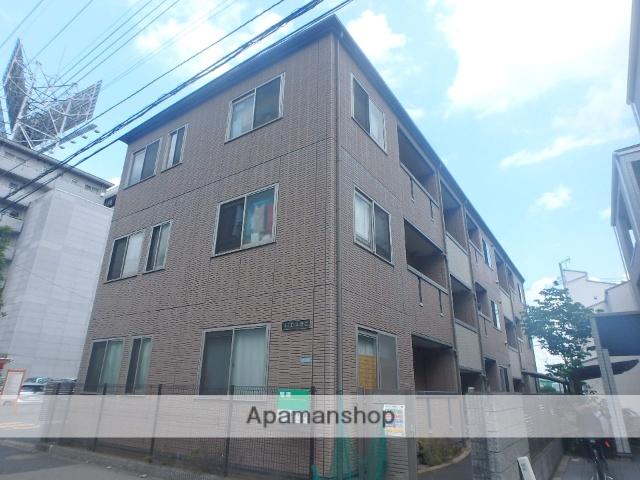 東京都江戸川区、一之江駅徒歩30分の築16年 3階建の賃貸マンション