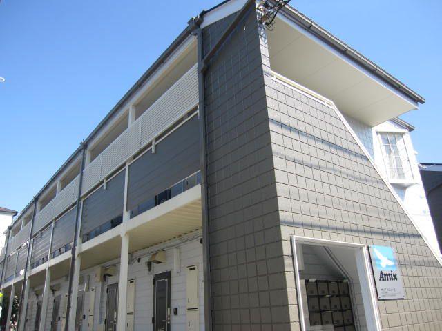 東京都江戸川区、篠崎駅徒歩19分の築25年 2階建の賃貸アパート