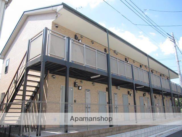 東京都江戸川区、篠崎駅徒歩15分の築7年 2階建の賃貸アパート