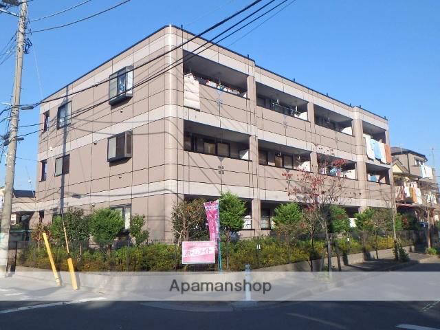 東京都江戸川区、篠崎駅徒歩20分の築17年 3階建の賃貸マンション