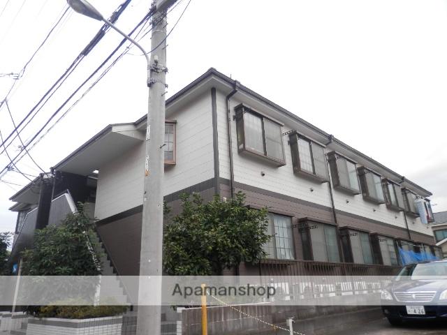 東京都江戸川区、小岩駅徒歩33分の築22年 2階建の賃貸アパート