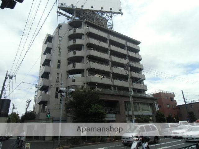 東京都江戸川区、一之江駅徒歩30分の築24年 8階建の賃貸マンション