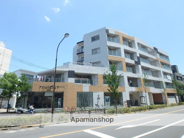 東京都江戸川区、葛西駅徒歩28分の築10年 5階建の賃貸マンション