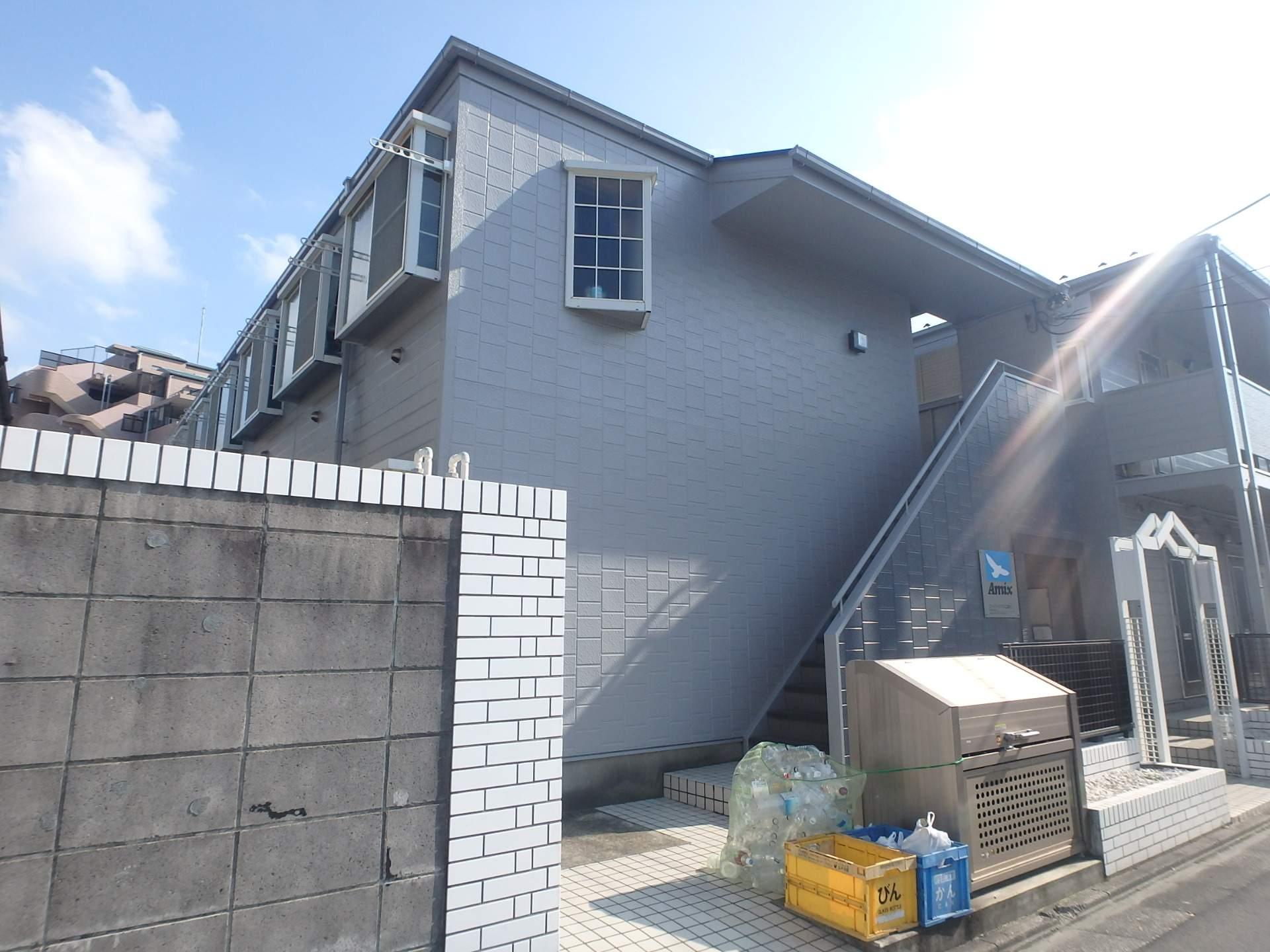 東京都江戸川区、一之江駅徒歩31分の築24年 2階建の賃貸アパート