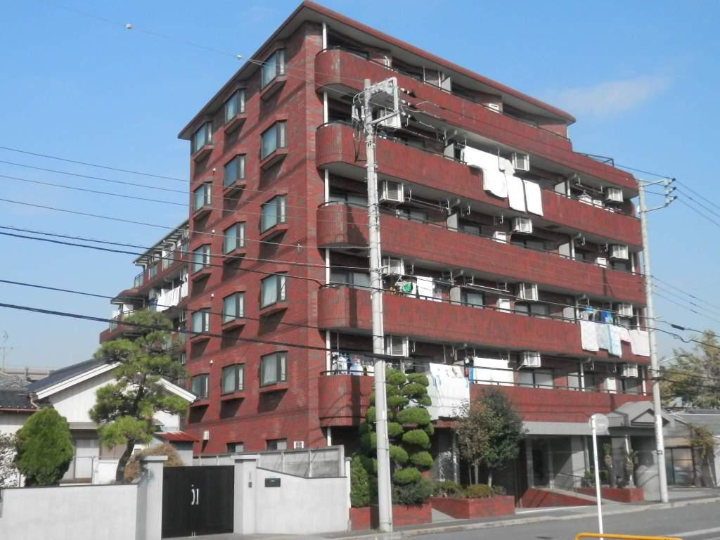 東京都江戸川区、一之江駅徒歩29分の築20年 6階建の賃貸マンション
