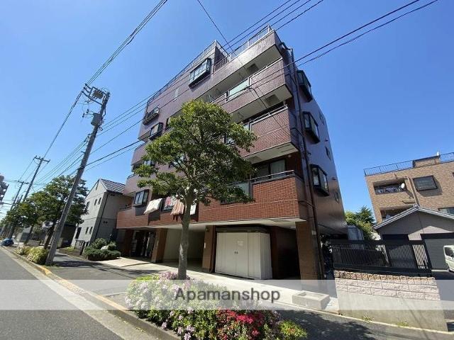 東京都江戸川区、一之江駅徒歩26分の築17年 5階建の賃貸マンション