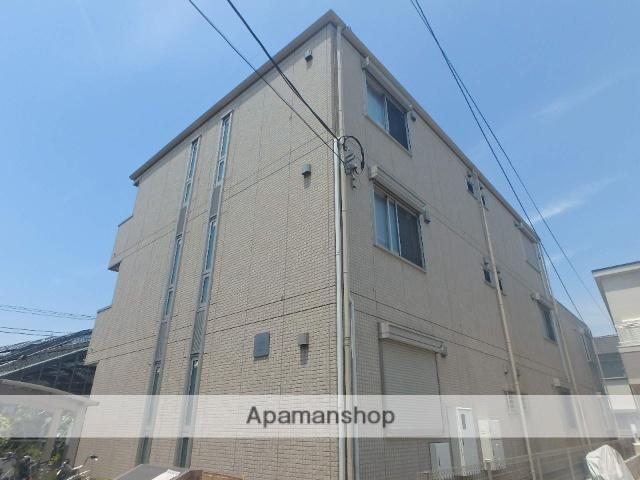 東京都江戸川区、小岩駅徒歩30分の築4年 3階建の賃貸アパート