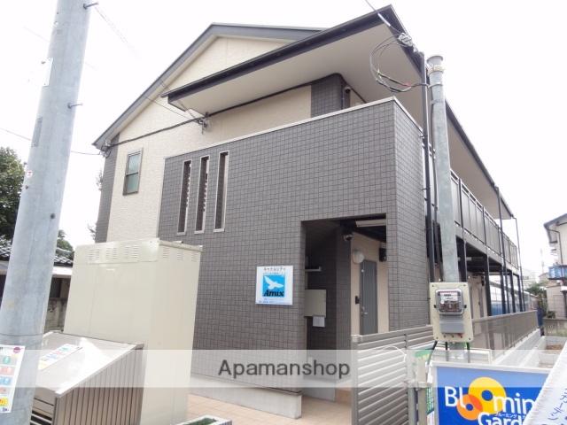 東京都江戸川区、小岩駅徒歩25分の築9年 2階建の賃貸アパート