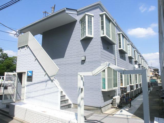 東京都江戸川区、南行徳駅徒歩30分の築24年 2階建の賃貸アパート