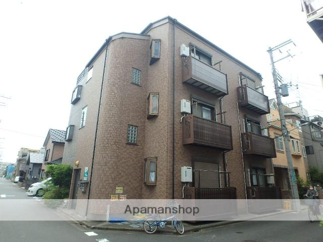 東京都江戸川区、一之江駅徒歩22分の築17年 3階建の賃貸マンション