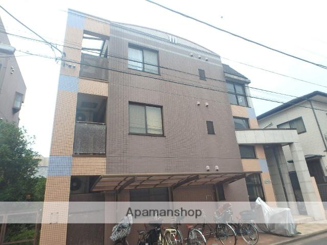 東京都江戸川区、一之江駅徒歩19分の築16年 3階建の賃貸マンション