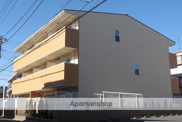 東京都江戸川区、一之江駅徒歩29分の築3年 3階建の賃貸マンション