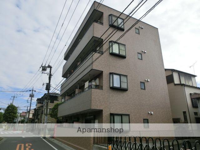 東京都江戸川区、東大島駅徒歩26分の築18年 4階建の賃貸マンション