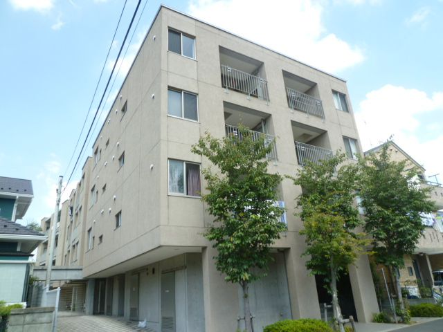 東京都江戸川区、篠崎駅徒歩10分の築11年 4階建の賃貸マンション