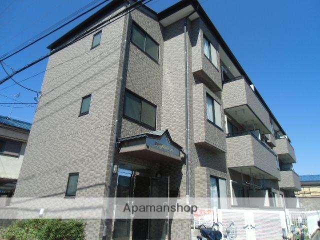 東京都江戸川区、葛西駅徒歩20分の築18年 3階建の賃貸マンション