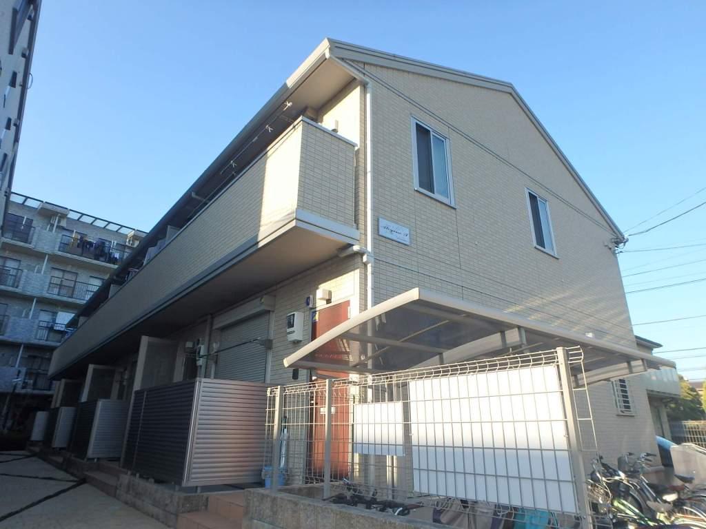 東京都江戸川区、西葛西駅徒歩19分の築5年 2階建の賃貸アパート