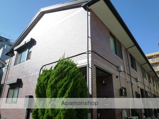 東京都江戸川区、西葛西駅徒歩14分の築17年 2階建の賃貸テラスハウス