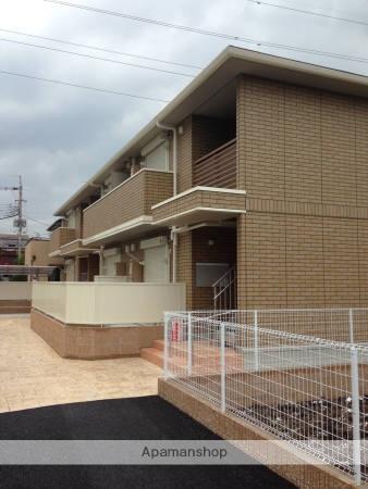 東京都江戸川区、小岩駅徒歩26分の築3年 2階建の賃貸アパート