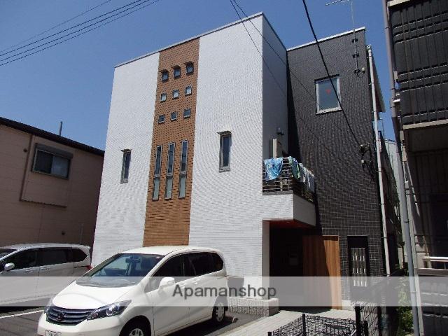 東京都江戸川区、一之江駅徒歩16分の築7年 3階建の賃貸アパート