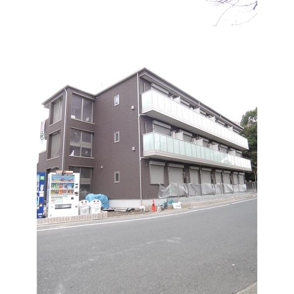 東京都江戸川区、西葛西駅徒歩25分の新築 3階建の賃貸マンション