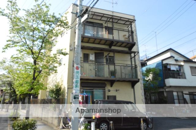 東京都江戸川区、妙典駅徒歩29分の築22年 3階建の賃貸アパート