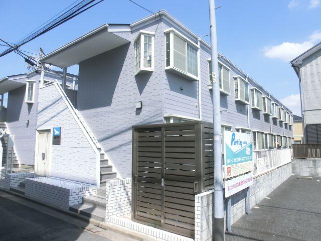 東京都江戸川区、南行徳駅徒歩31分の築24年 2階建の賃貸アパート