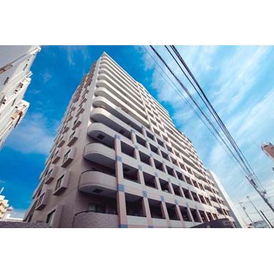 東京都江戸川区、西葛西駅徒歩20分の築17年 14階建の賃貸マンション
