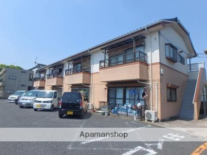 東京都江戸川区、篠崎駅徒歩13分の築26年 2階建の賃貸アパート