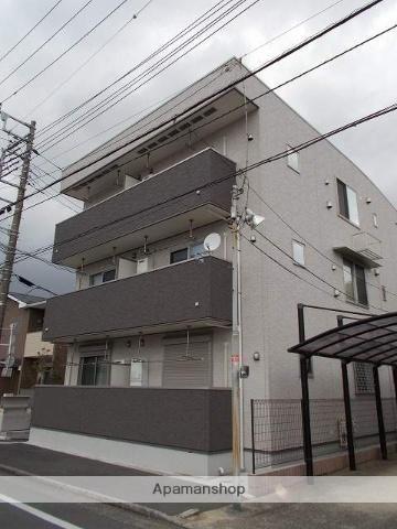 東京都江戸川区、西葛西駅徒歩25分の築2年 3階建の賃貸アパート