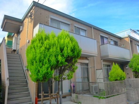 東京都江戸川区、新小岩駅徒歩18分の築15年 2階建の賃貸マンション