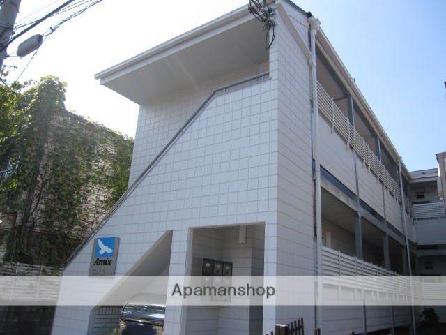 東京都江戸川区、篠崎駅徒歩10分の築25年 2階建の賃貸アパート