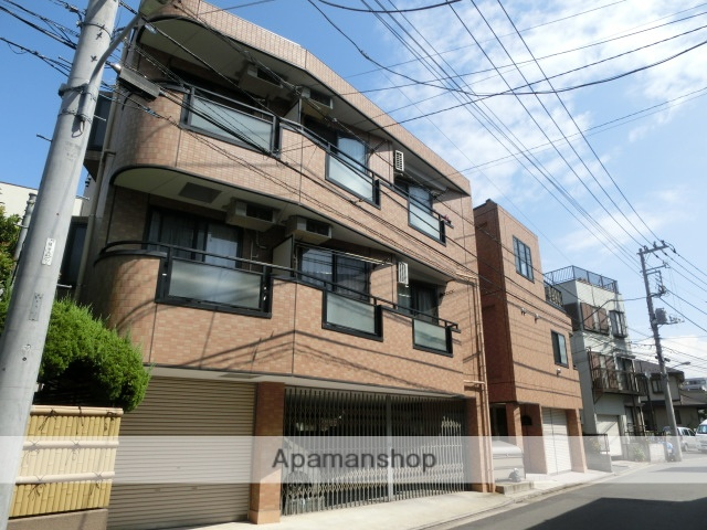 東京都江戸川区、船堀駅徒歩23分の築14年 3階建の賃貸マンション