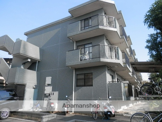 東京都江戸川区、葛西駅徒歩25分の築32年 4階建の賃貸マンション