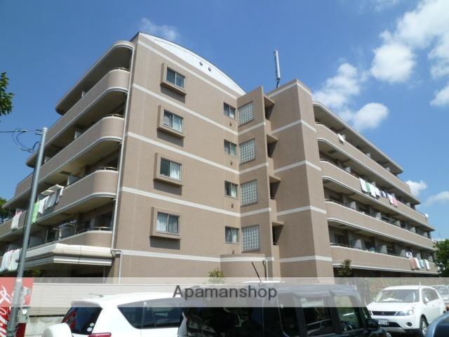 東京都江戸川区、篠崎駅徒歩14分の築13年 5階建の賃貸マンション