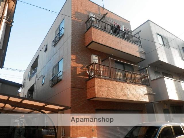 東京都江戸川区、一之江駅徒歩26分の築27年 3階建の賃貸アパート