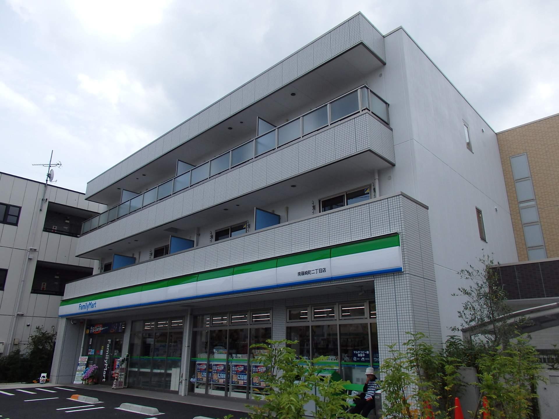 東京都江戸川区、一之江駅徒歩29分の築2年 3階建の賃貸マンション