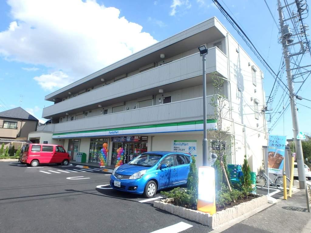 東京都江戸川区、瑞江駅徒歩27分の築2年 3階建の賃貸マンション