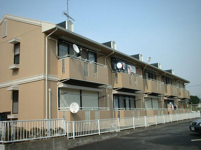 東京都江戸川区、西葛西駅徒歩18分の築28年 2階建の賃貸アパート