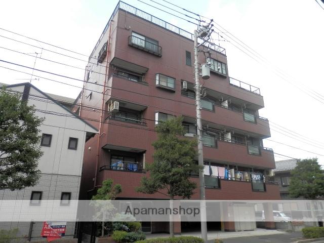 東京都江戸川区、一之江駅徒歩26分の築19年 5階建の賃貸マンション