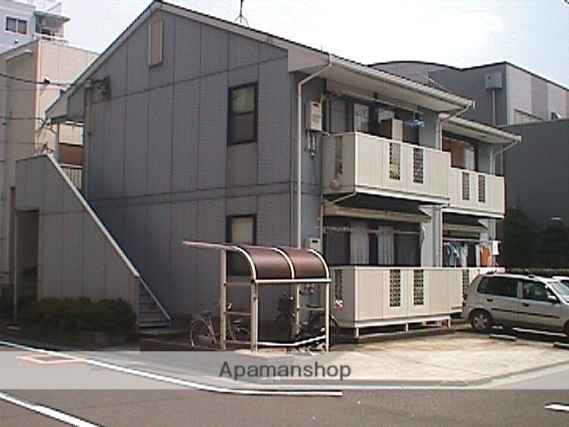 東京都江戸川区、一之江駅徒歩39分の築21年 2階建の賃貸アパート