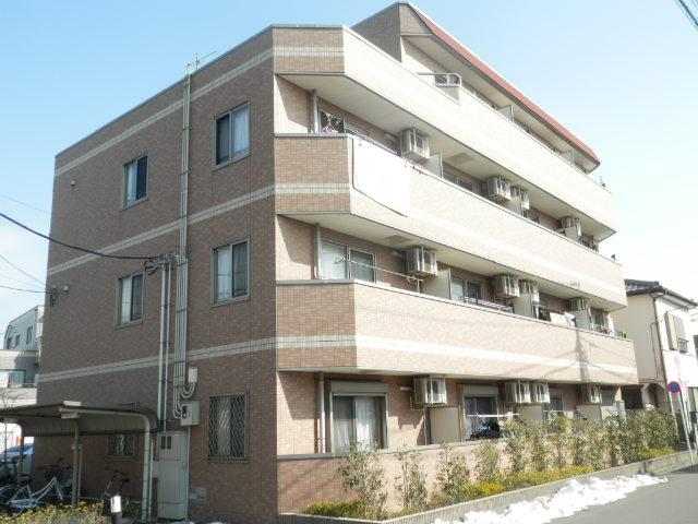 東京都江戸川区、小岩駅徒歩28分の築9年 4階建の賃貸マンション