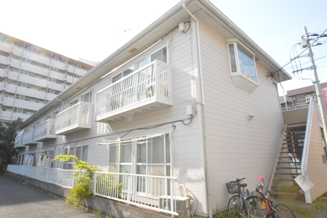 東京都江戸川区、瑞江駅徒歩27分の築28年 2階建の賃貸アパート