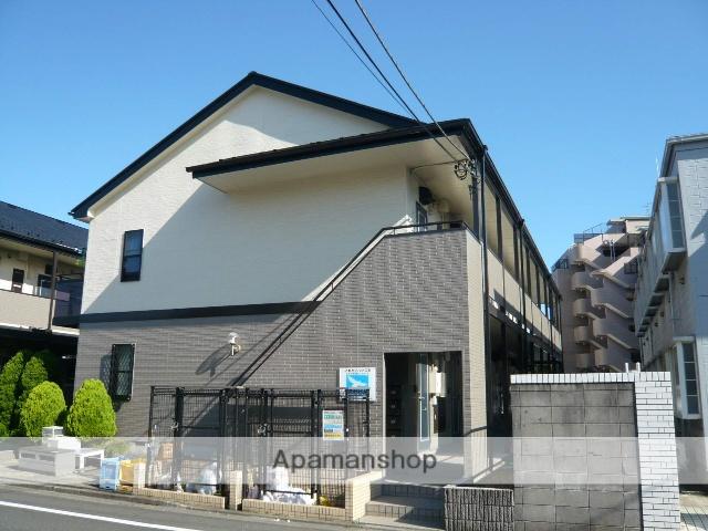 東京都江戸川区、一之江駅徒歩31分の築18年 2階建の賃貸アパート