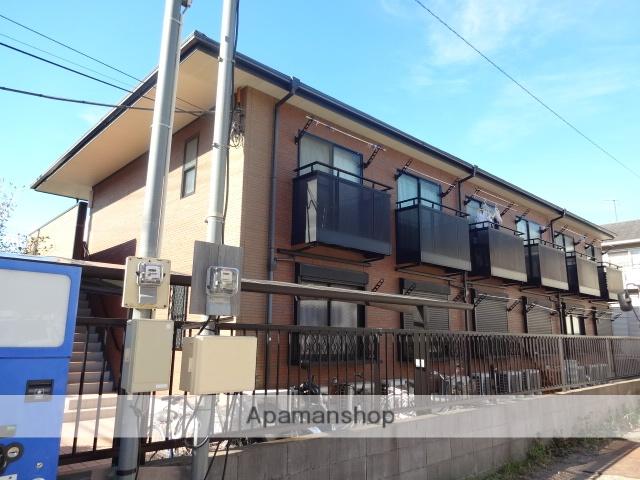 東京都江戸川区、西葛西駅徒歩20分の築15年 2階建の賃貸アパート